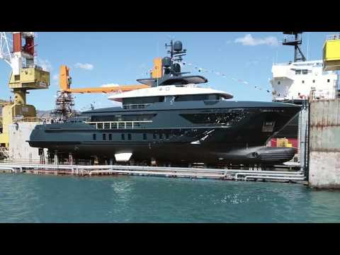 Sanlorenzo Launches 3rd Superyacht in the 460Exp Series
