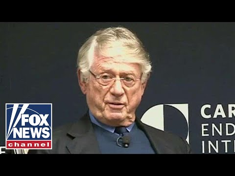 The Vinnie Penn Project - Ted Koppel Talks 'Commentary On The Front Page'