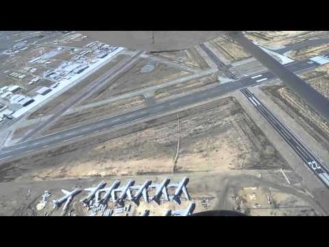Arriving and Departing from Mojave Air & Space Port (KMHV)