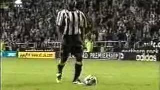 Newcastle 3 - 4 Partizan (2003)