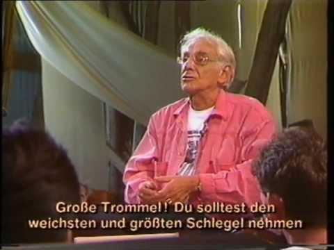 """Leonard Bernstein in Salzau 3 - """"...wenn der da vorne steht...!"""" (VHS)"""