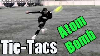 Jeremy Lynch AMAZING PASS!!! The Atom Bomb - F2 Tic Tacs  (Footballing Genius!)