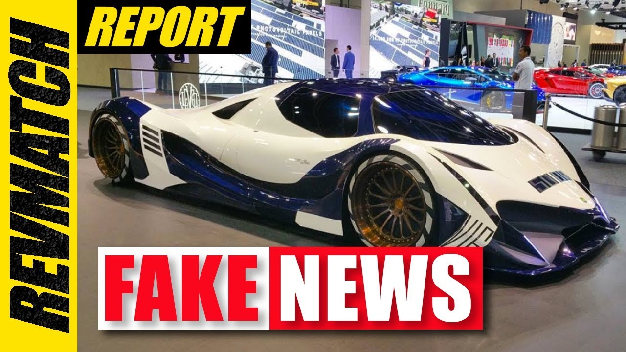 world s most powerful supercar is fake youtube. Black Bedroom Furniture Sets. Home Design Ideas
