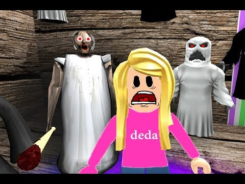 انتقام الجدة الشريرة جراني في لعبة roblox - YouTube