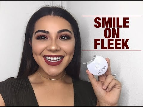 How To Get Rid Of Coffee Stains Hismile 6 Day Teeth Whitening Kit