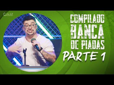COMPILADO BANCA DE PIADAS - PARTE 1 - MARCIO DONATO