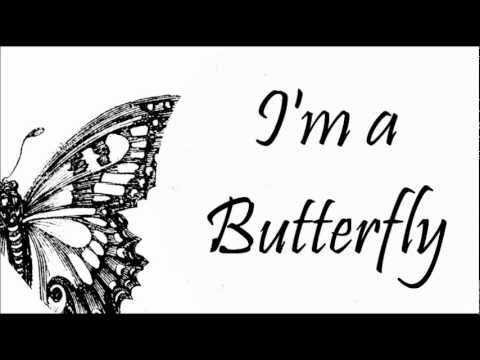 Ross Lynch (Austin & Ally) - The Butterfly Song (Lyrics)