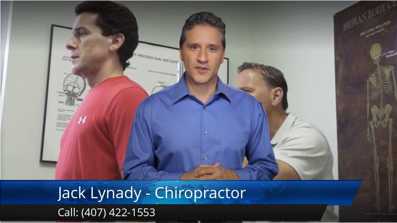 Jack Lynady (407) 422-1553 Chiropractor Lake Mary FL - Review by Connie S. Review