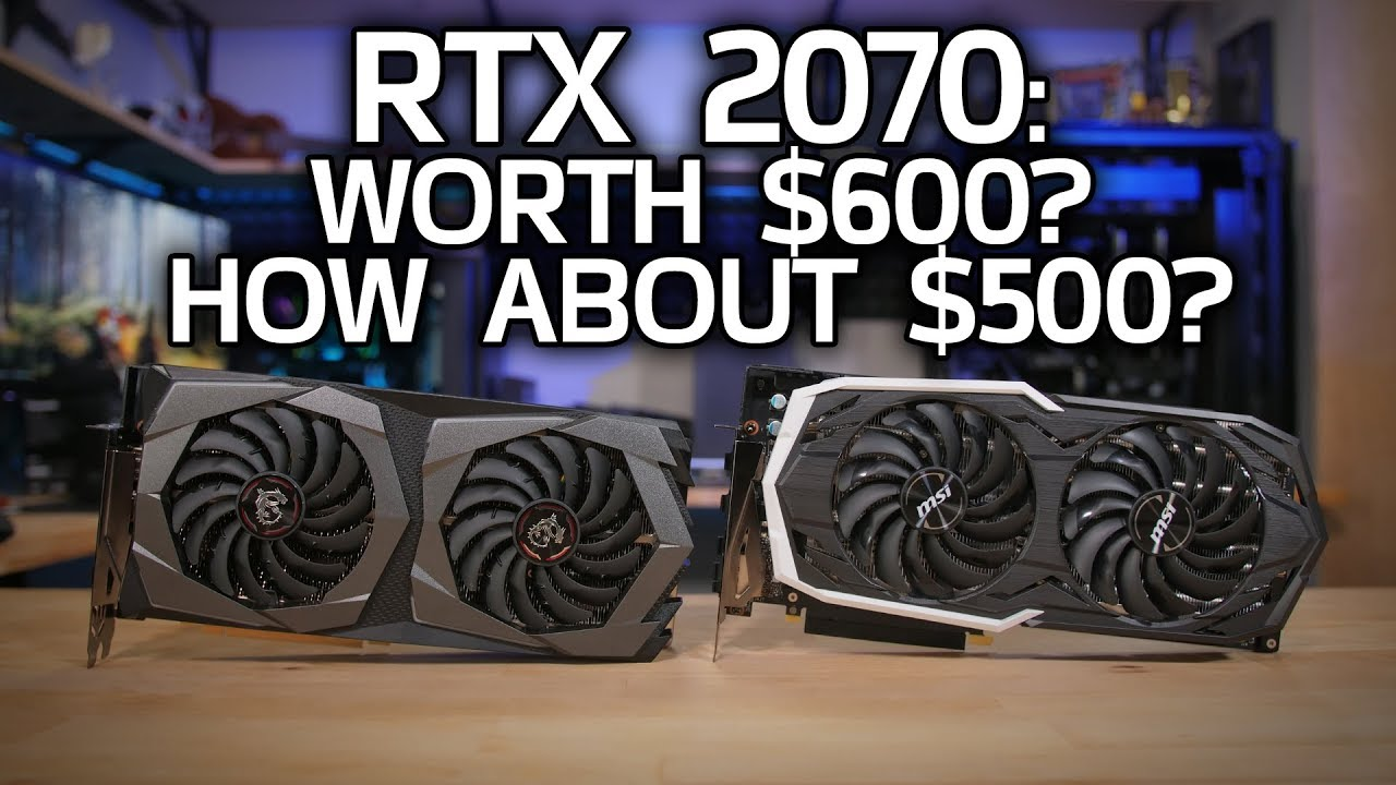 Best RTX 2070 Graphics Card 2019 [Ultimate Guide] - GamingScan