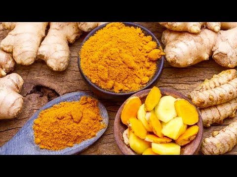 Eat Turmeric Mixed With Ginger For 7 Days, THIS Will Happen To Your Body!