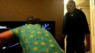 Friday The 13th Prank! / Angry Grandma