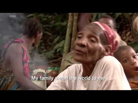 Tribal: Tribal Wives, Tribal women: The Babongo, Gabon, İsolated Himba tribes woman (Part 2)