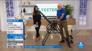 HSN | Teeter Inversion Fitness Solution 01.15.2018 - 05 AM
