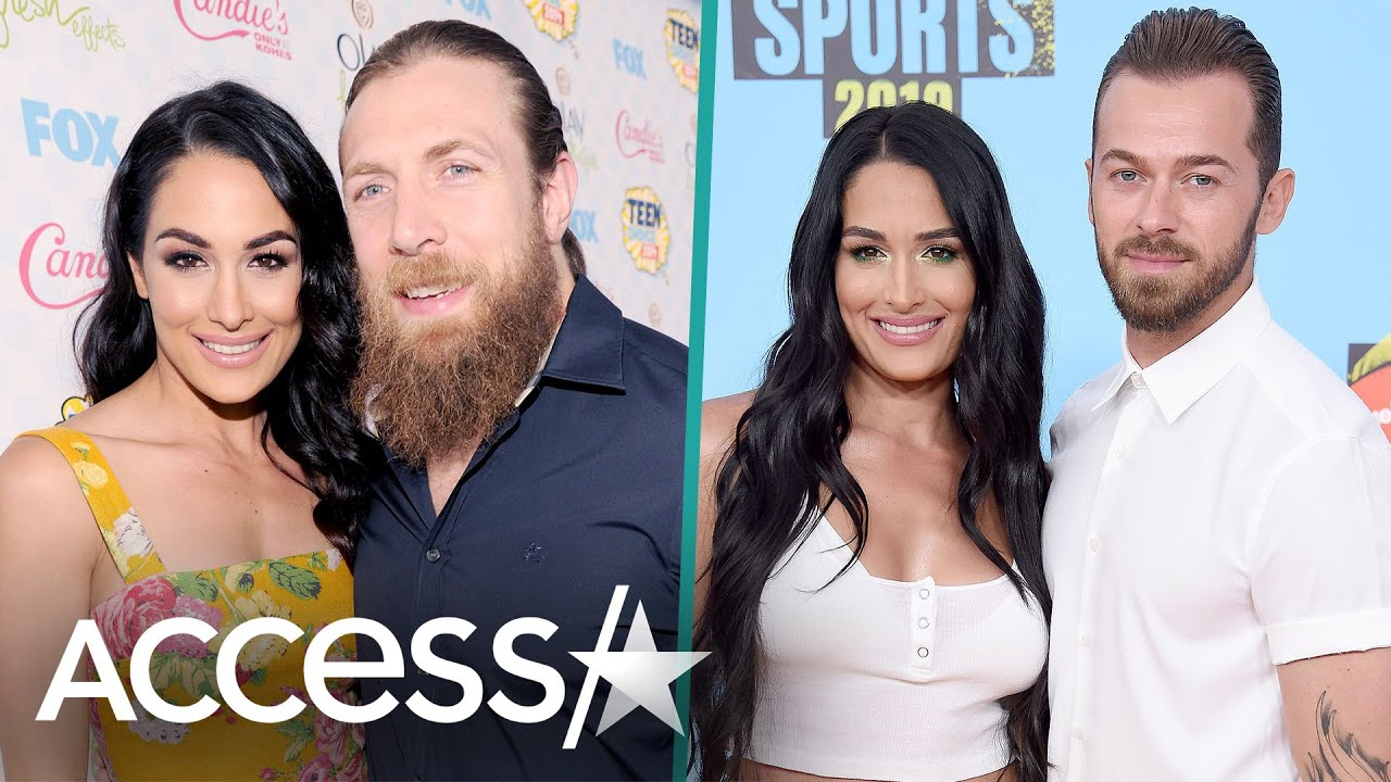 Nikki And Brie Bella Are Both Pregnant And Due Less Than 2 Weeks Apart: 'We Both Are Shocked'