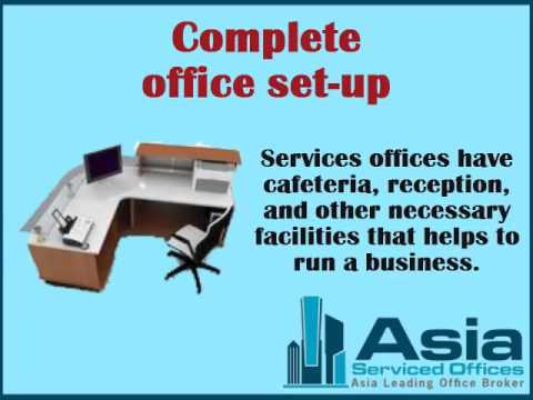Importance of Serviced offices to businesses
