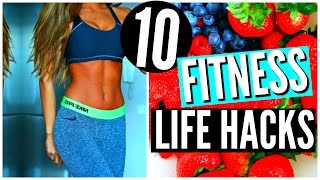 In today's video we are going to be talking about how live a healthy lifestyle. these fitness life hacks can help you lose weight and get healthier the...