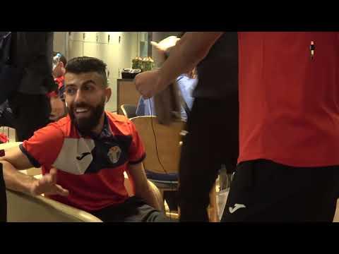 git sport فيديو   لاعبو النشامى من البانيا الى كرواتيا... بدون تحضير