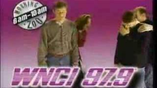 Wnci Dave & Jimmy Morning Zoo Commercials (1997)