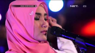 fatin jangan kau bohong live at music everywhere