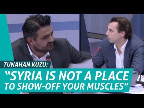Kuzu vs. Baudet over de chaos in Syrie