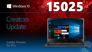 Windows 10 Build 15025 – Night Light, Game Mode, Out Of Box Experience