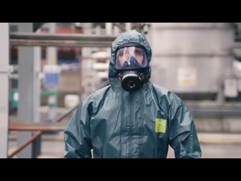 Chemical Protection Suit - Arco: Experts In Safety