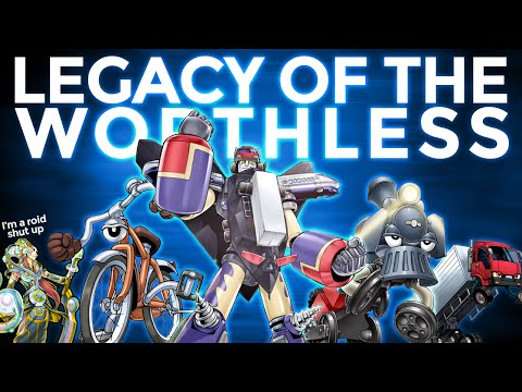 Legacy of the Worthless - Vehicroids