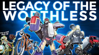 Legacy of the Worthless - Vehicroids thumbnail