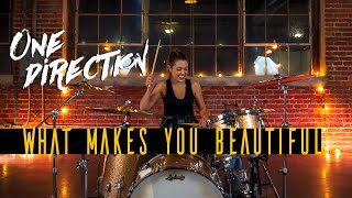What Makes You Beautiful - One Direction   DRUM COVER Domino Santantonio