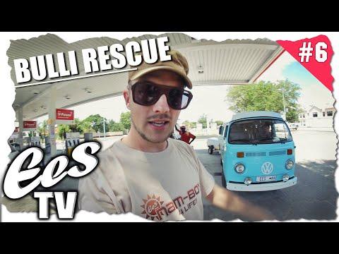 VW T1 Bulli Rescue Mission