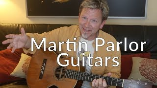 MARTIN PARLOR GUITAR - Late 1800s 0-28 - Guitar Discoveries #6