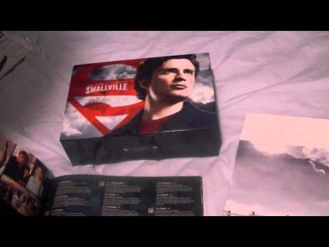 Smallville The Complete Series DVD Unboxing