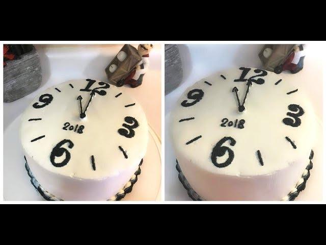 ???? ??? ????? ?????? ???? ?????? ?? ??????  New Year Cake