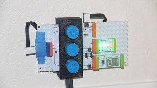 LittleBits Hue Lighting Controller Demo
