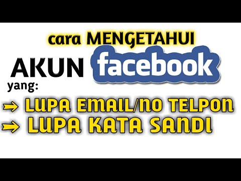Cara Mengetahui Email Fb Seseorang Yang Disembunyikan - Mastekno.co.id