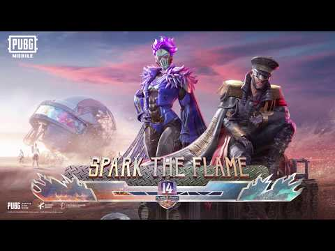 SPARK THE FLAME -EN