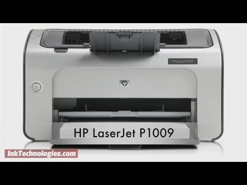 hp laserjet p1009 printer driver mac