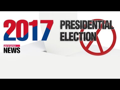 [Arirang News] 2017 PRESIDENTIAL ELECTION