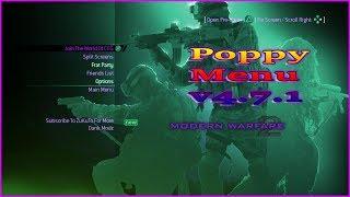 COD MW2 (Poppy Mod Menu v4.7.1) PS3HEN By ZuKuTo/OFWModz