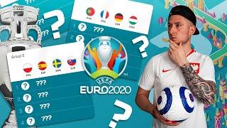 MOJE TYPY NA EURO 2020 - BĘDĄ NIESPODZIANKI?
