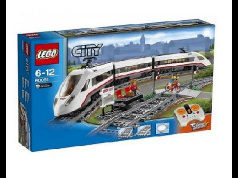 "LEGO® Review on ""High-Speed"