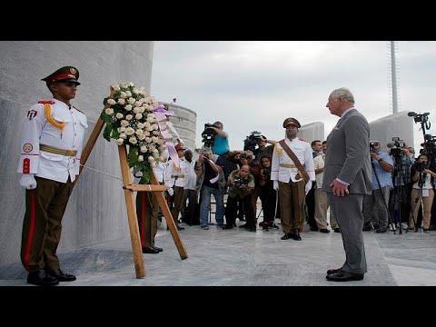 شاهد: ولي عهد بريطانيا في زيارة تاريخية لكوبا لتوطيد العلاقات الثنائية…  - نشر قبل 21 دقيقة