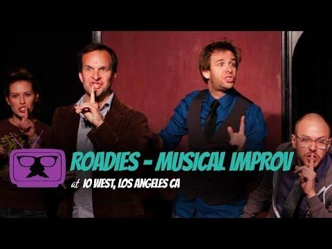 Musical Improv - Roadies at iO West