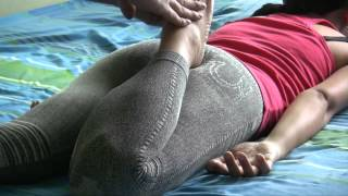 Thai Massage: Easy to do Thai Massage techniques