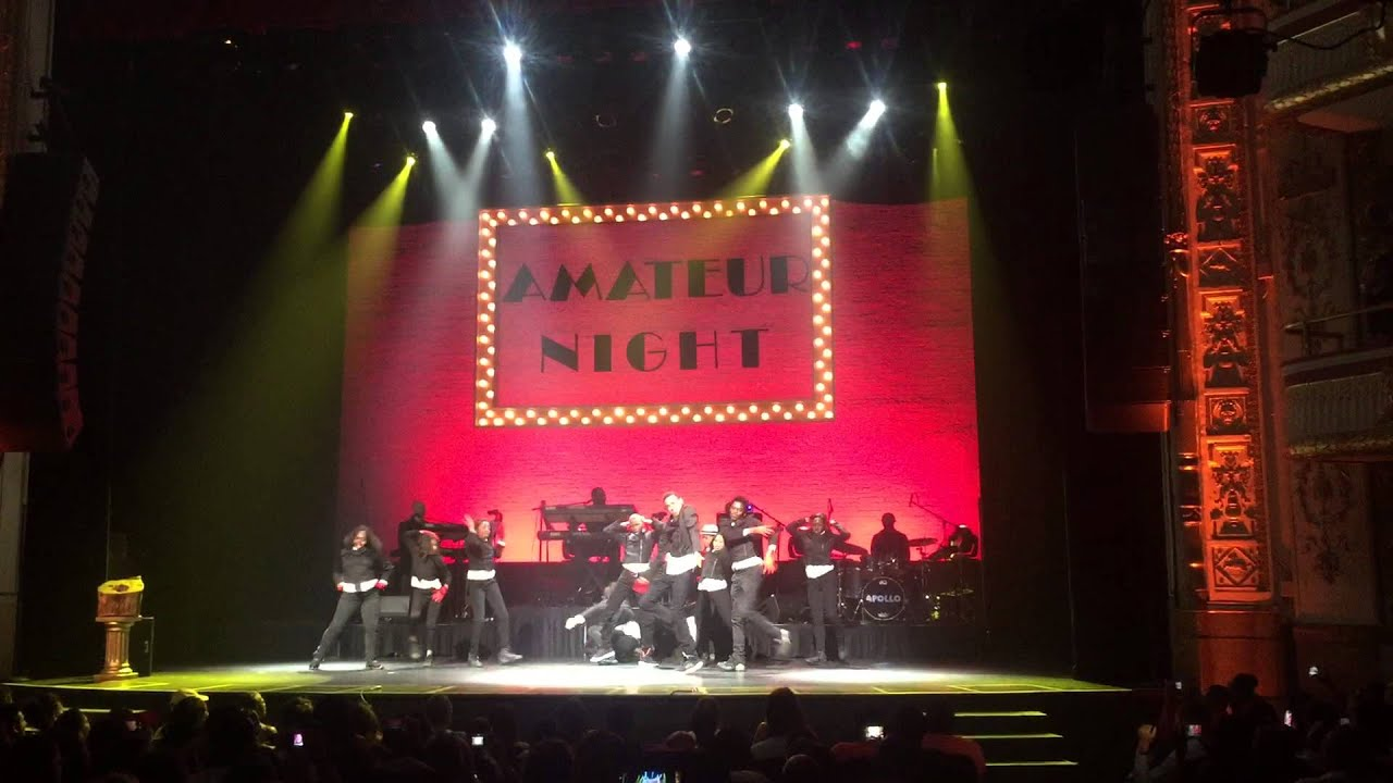 Download Who's Stoppin' Us at the Apollo - Michael Jackson & LiL Kim tribute