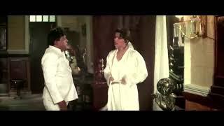 Ishq movie comedy scene - Ghost prank