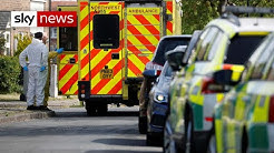 UK COVID-19 deaths rise by 269 to 31,855