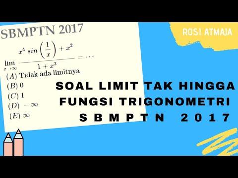 Soal Limit Trigonometri Sbmptn 2017 - Guru Ilmu Sosial
