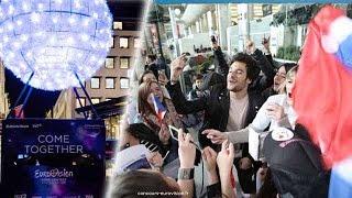 Eurovision 2016 - Le retour d'Amir