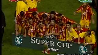Galatasaray - Real Madrid. UEFA Super Cup-2000 (2-1)